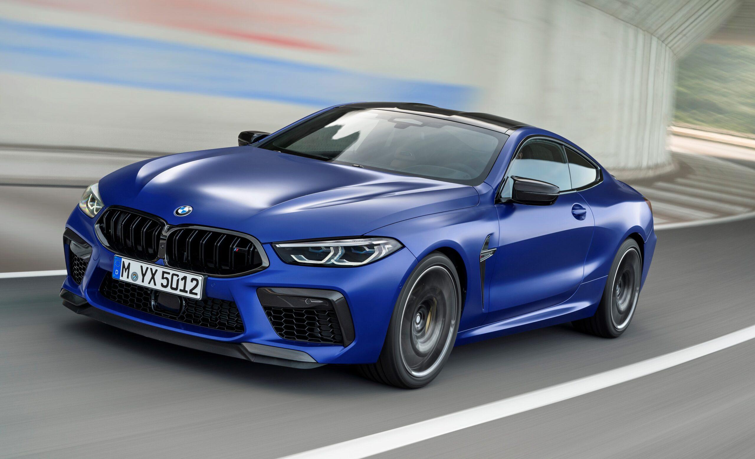 Quanto costa mantenere una BMW M8?
