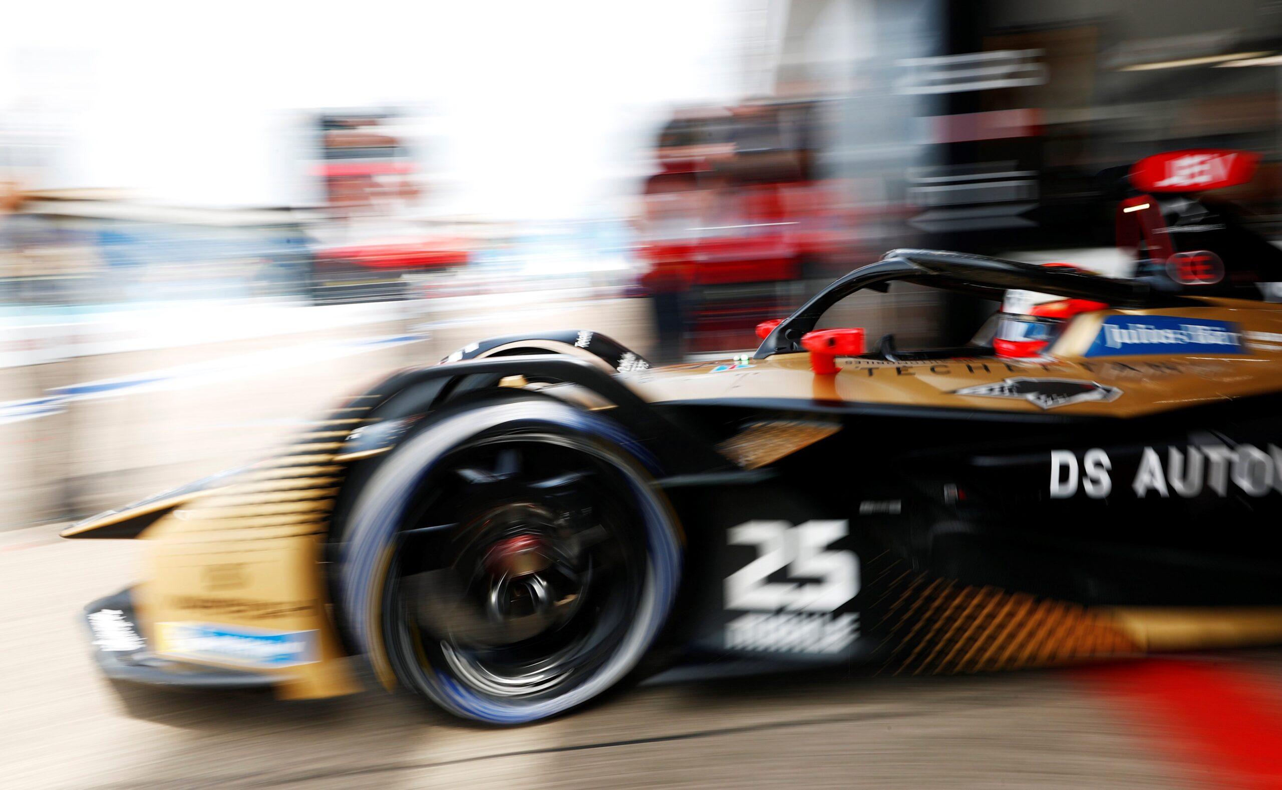 Qualifica E-Prix di Berlino (Round 14): Vergne in Pole Position, prima fila tutta DS TECHEETAH.