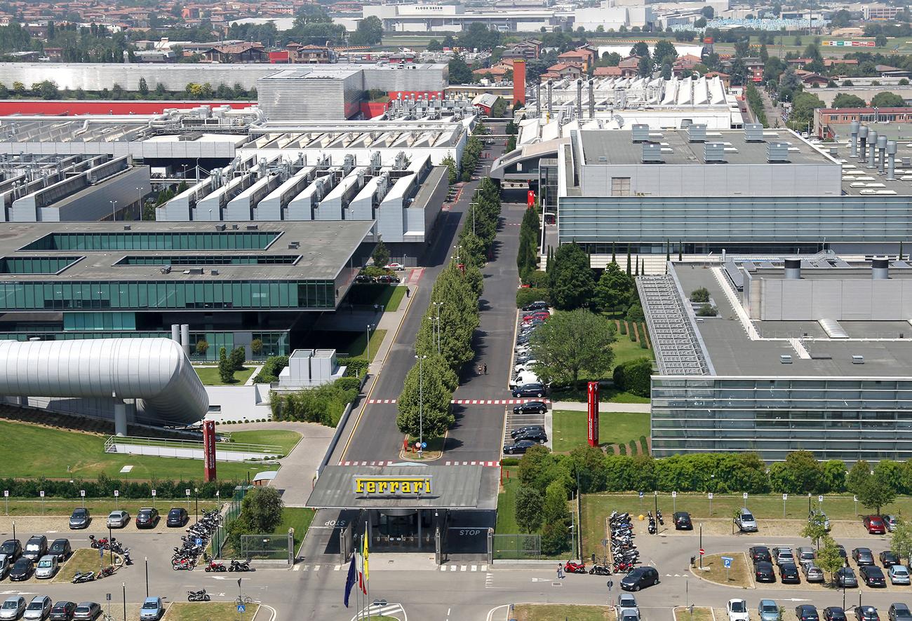 Ferrari: Vendite del secondo trimestre 2021 in crescita.
