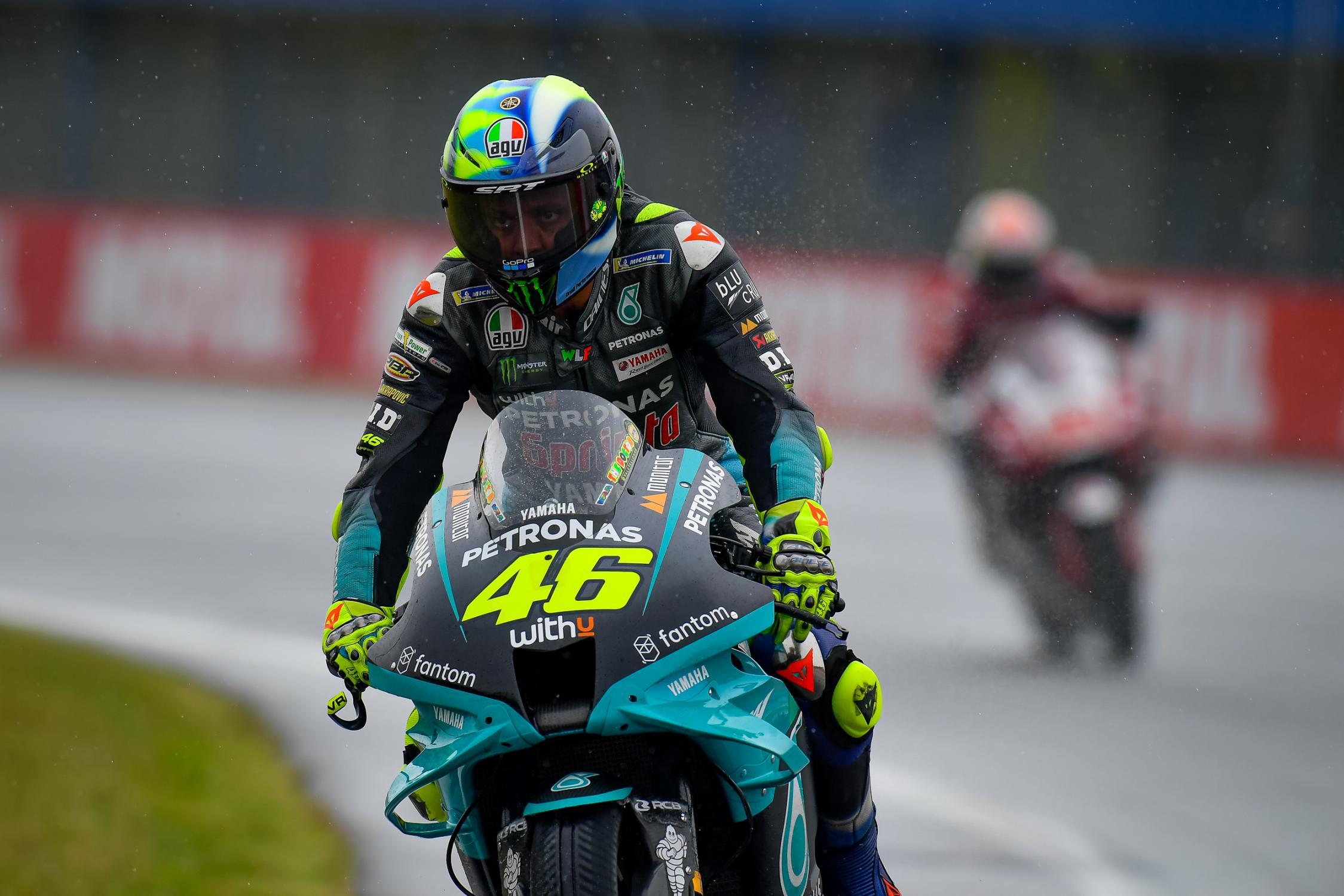 Ufficiale! Valentino Rossi si ritira dalla MotoGP.