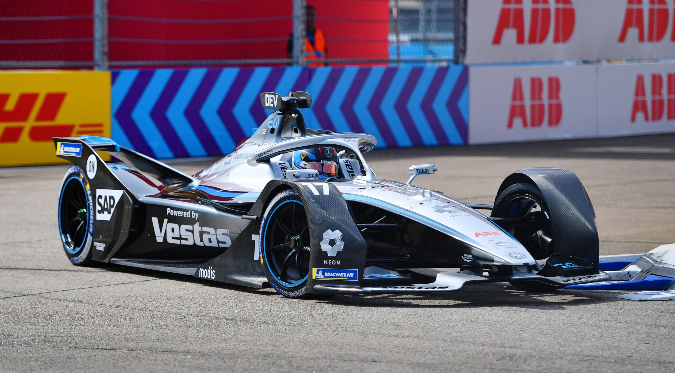 Nyck De Vries è campione del mondo di Formula E.