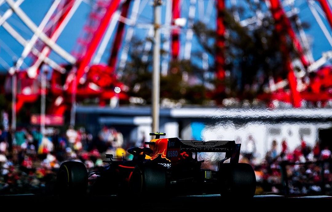 F1, Gp del Giappone 2021 cancellato.