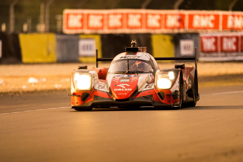 24 Ore di Le Mans, classifica a 3 ore dalla fine.