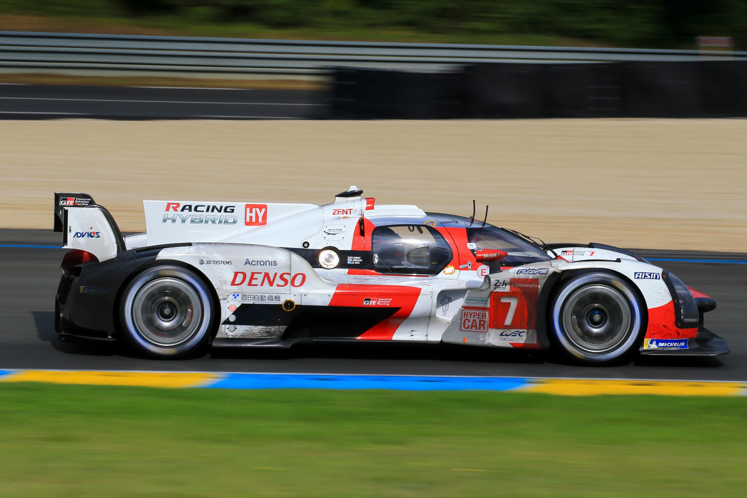 24 Ore di Le Mans 2021: Domina la Toyota, la Ferrari vince la GTE PRO e la GTE AM.