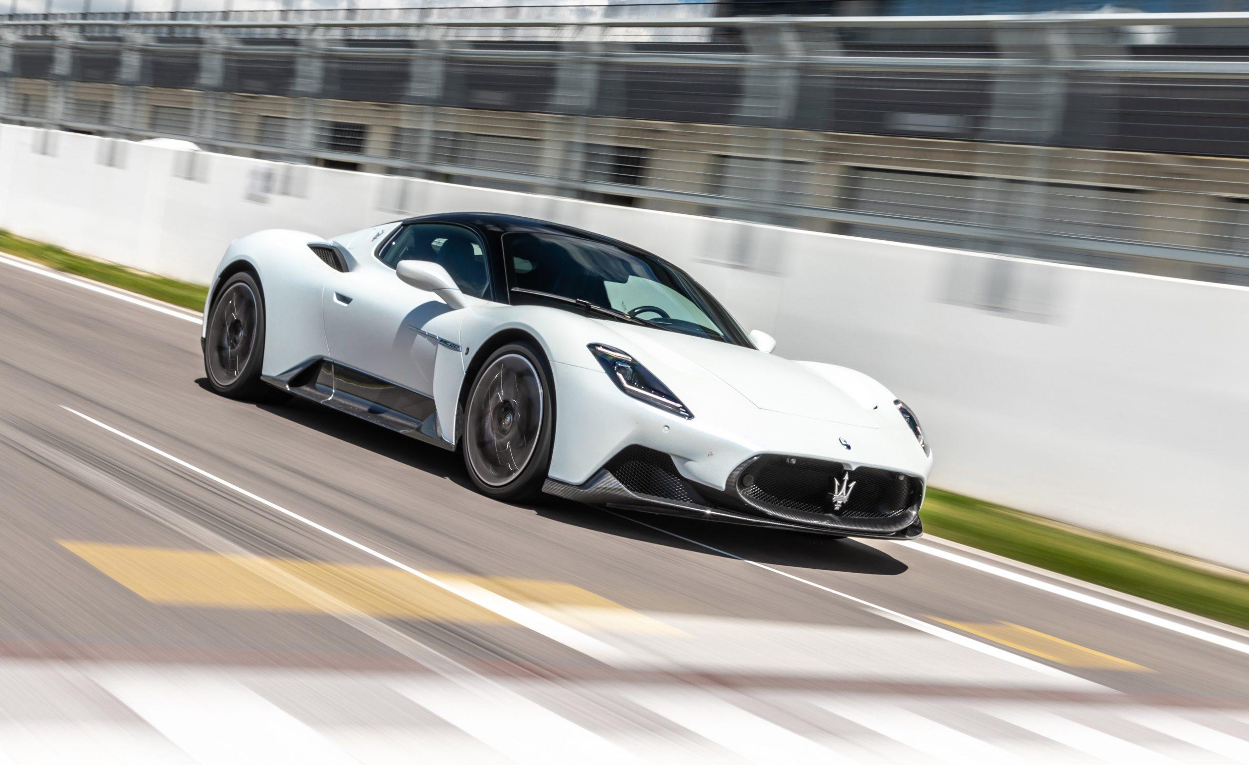 Auto sportiva più bella del mondo del 2021.