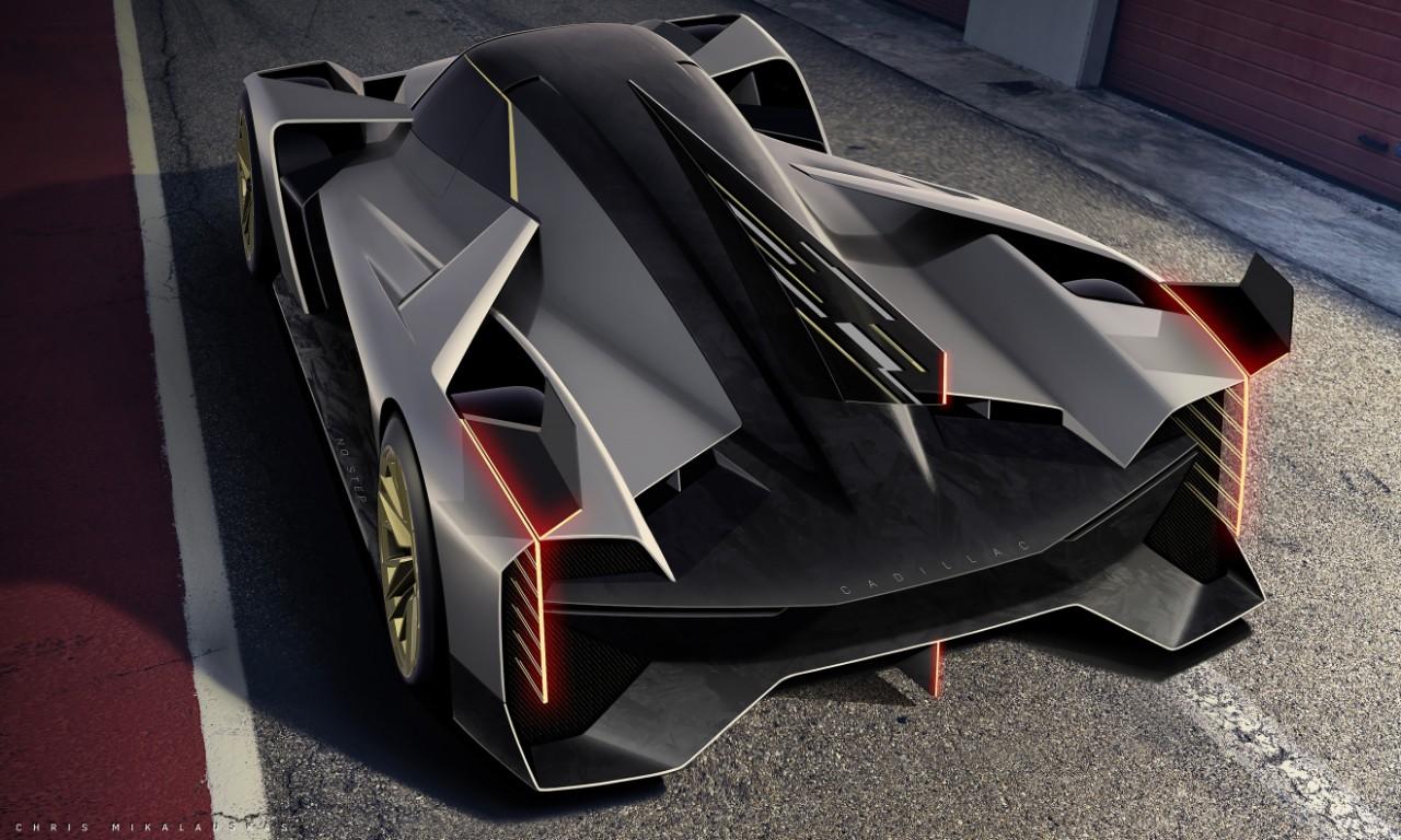 WEC, Cadillac-Dallara alla LMDh nel 2023.