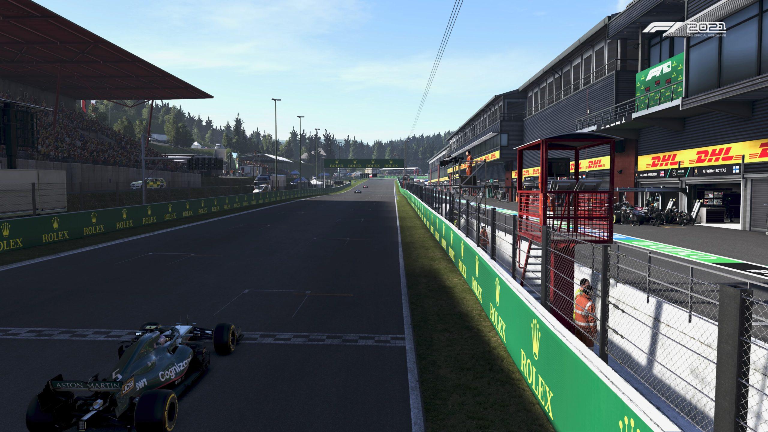 Recensione: F1 2021.