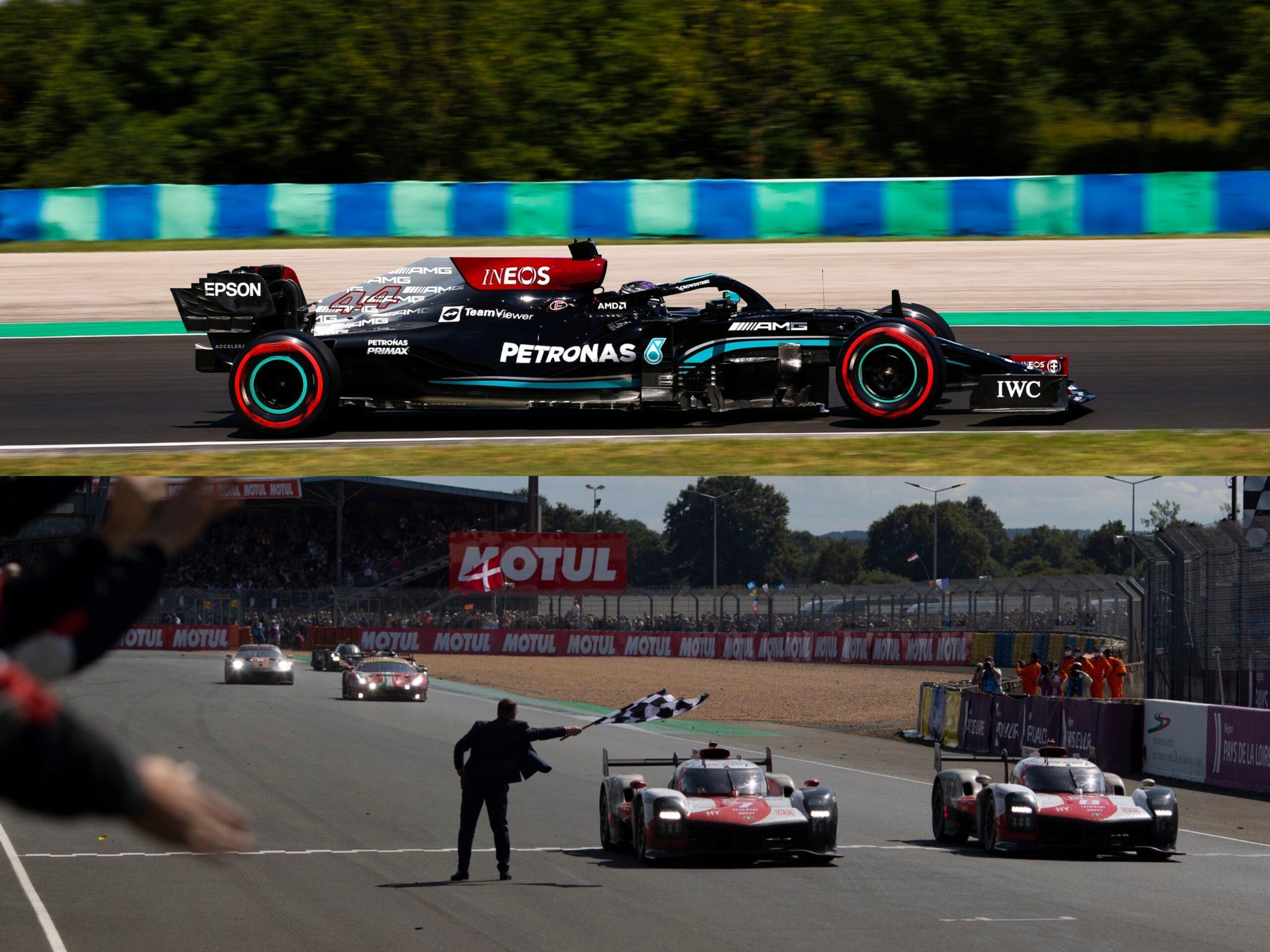 Formula 1 vs Le Mans Hypercar. Chi vince?