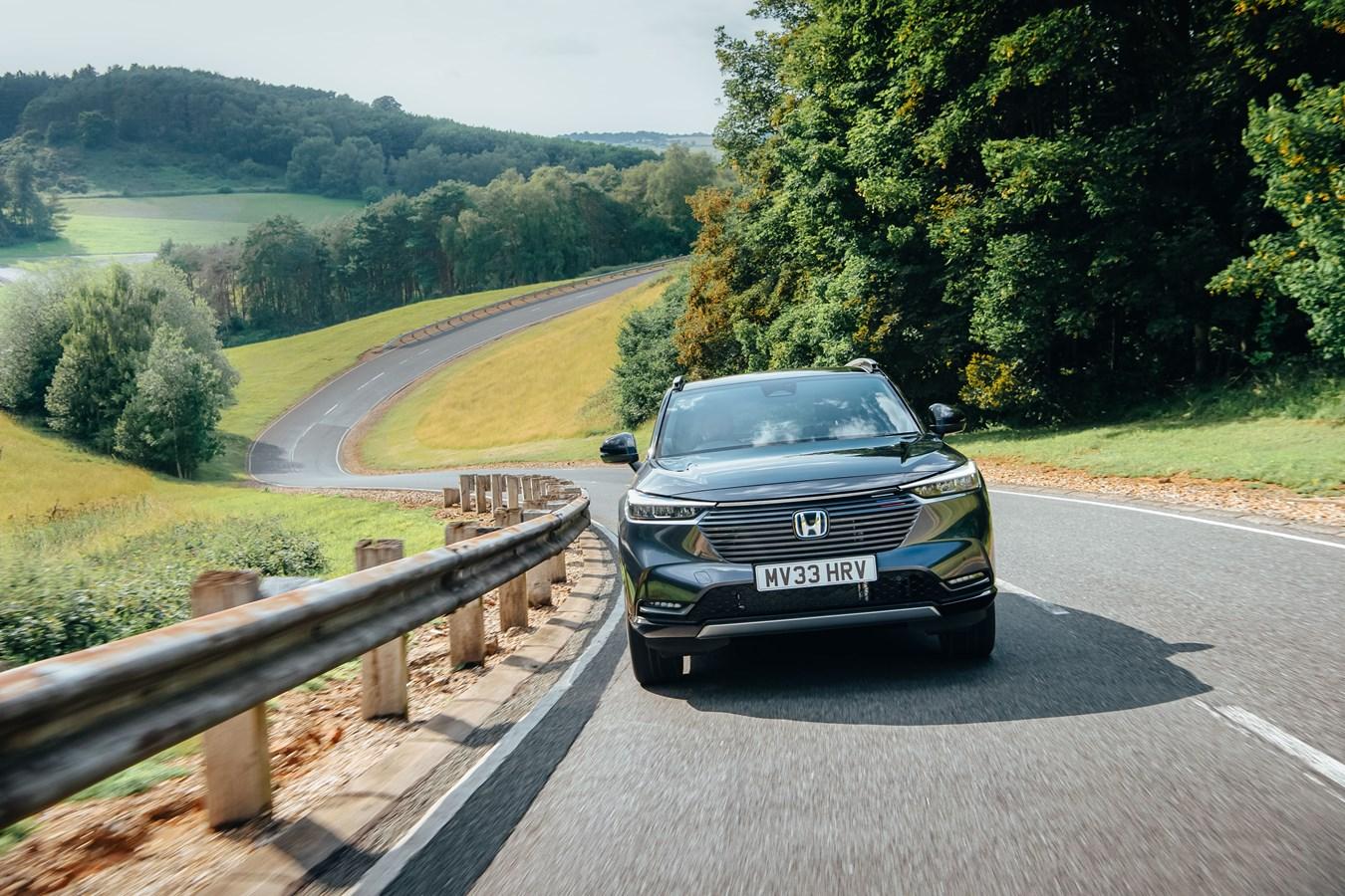 Honda HR-V, annunciato il listino prezzi.