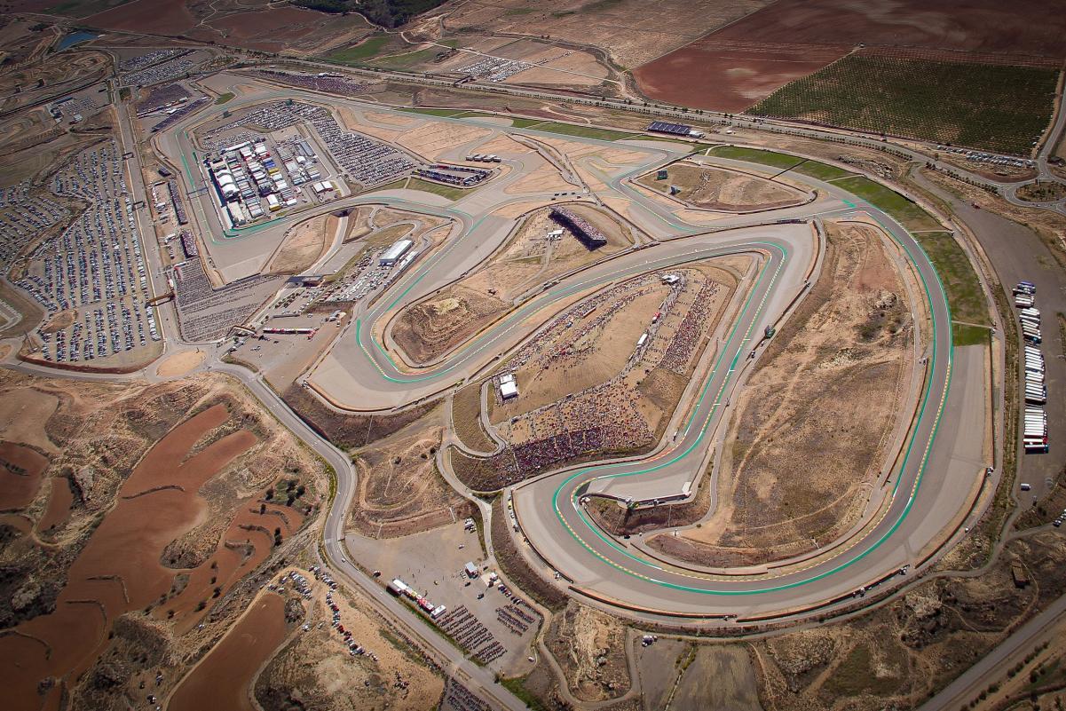 Gp d'Aragon di MotoGP 2021: Orari e programmi.