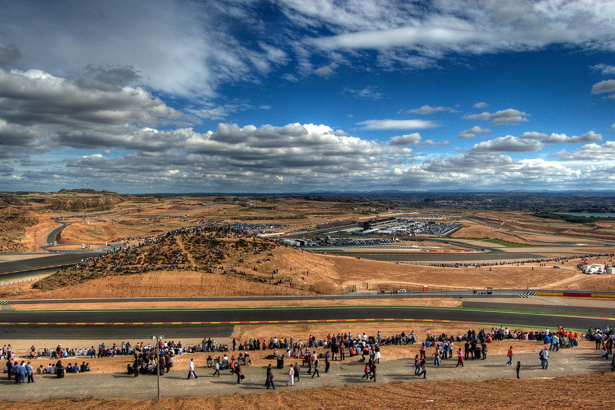 Meteo Aragon: Previsioni meteo per la gara di MotoGP in Spagna.
