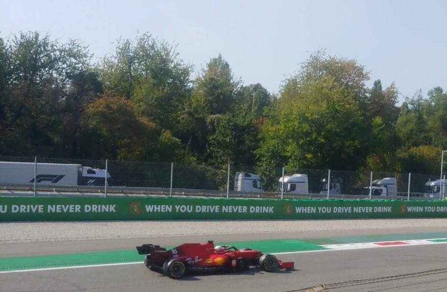 Nuovo motore per la Ferrari di Leclerc, partirà dal fondo.