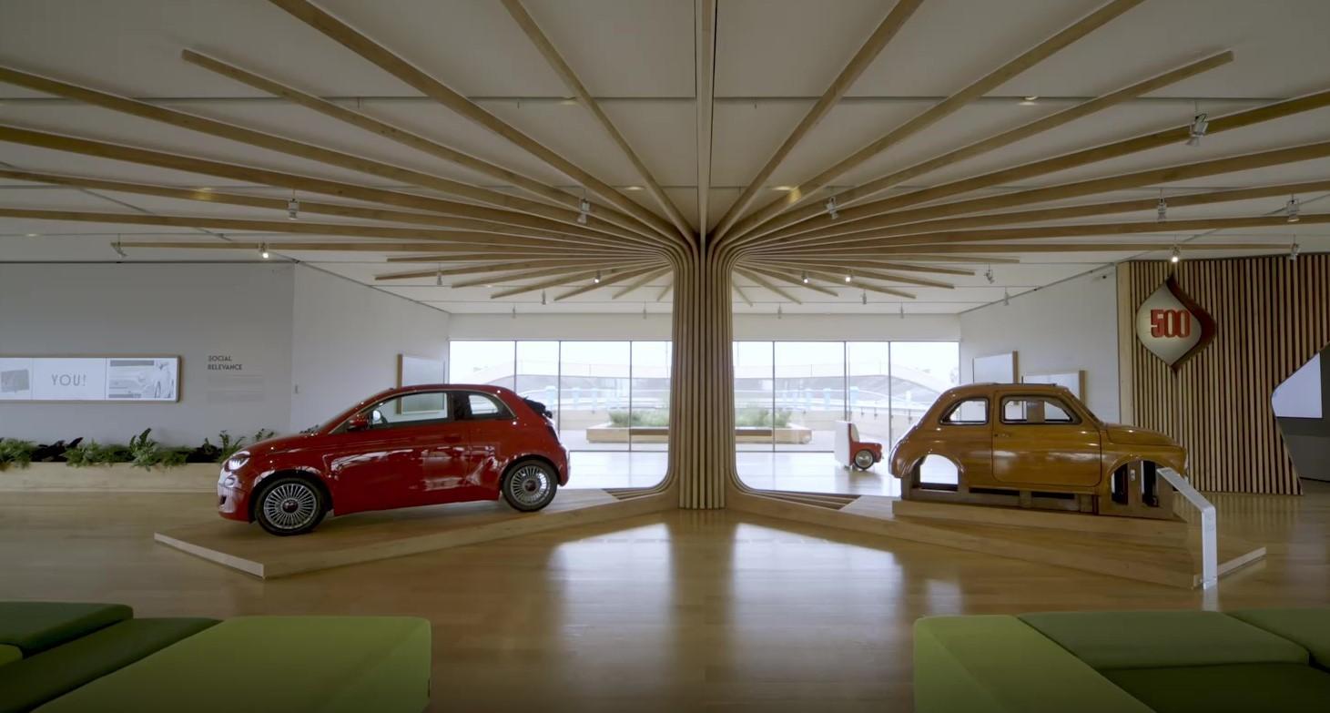 Fiat, inaugurate la Casa 500 e la Pista 500.