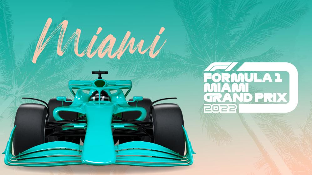 Annunciata la data del Gran Premio di Miami.