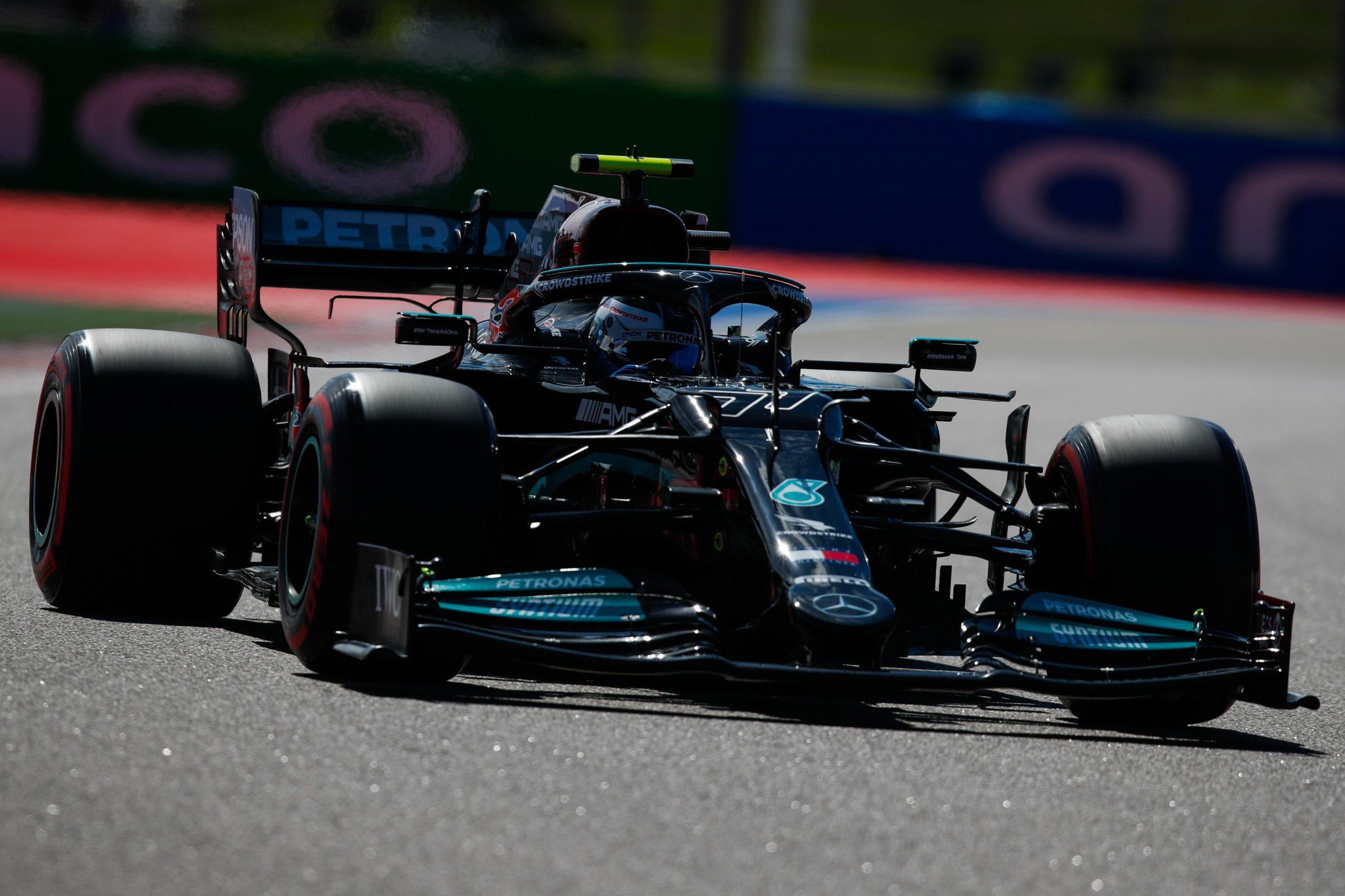 FP2, Gp di Russia: Mercedes domina, Ferrari 7° e 10°.