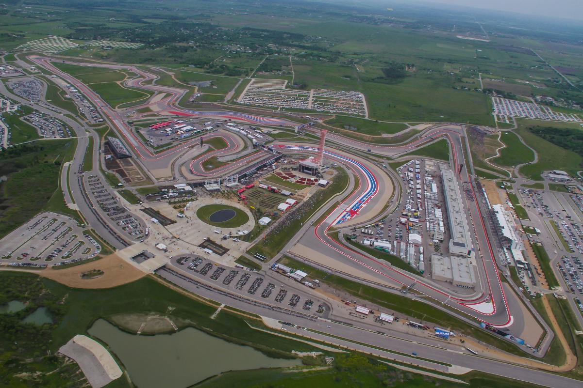 Meteo Austin: Previsioni meteo per la gara di MotoGP nelle Americhe.
