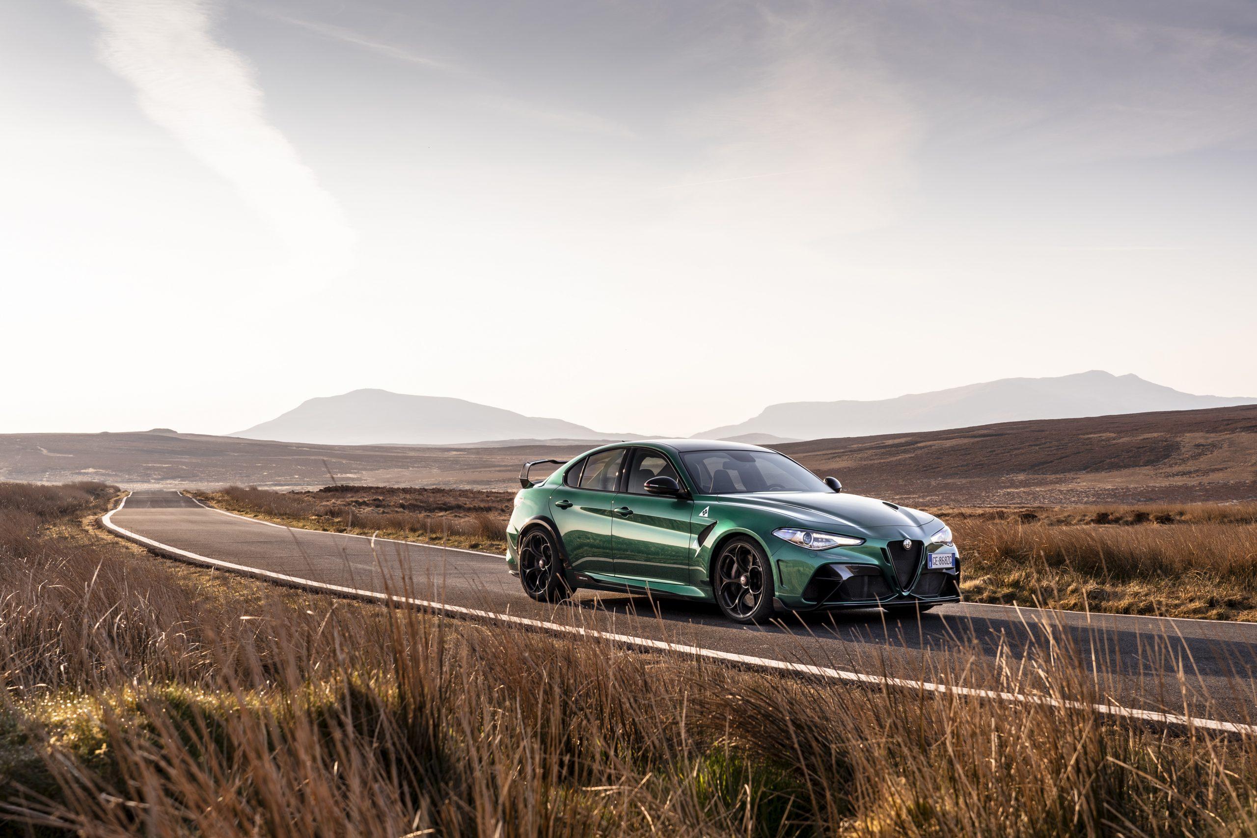 Alfa Romeo Giulia GTA è sold-out.
