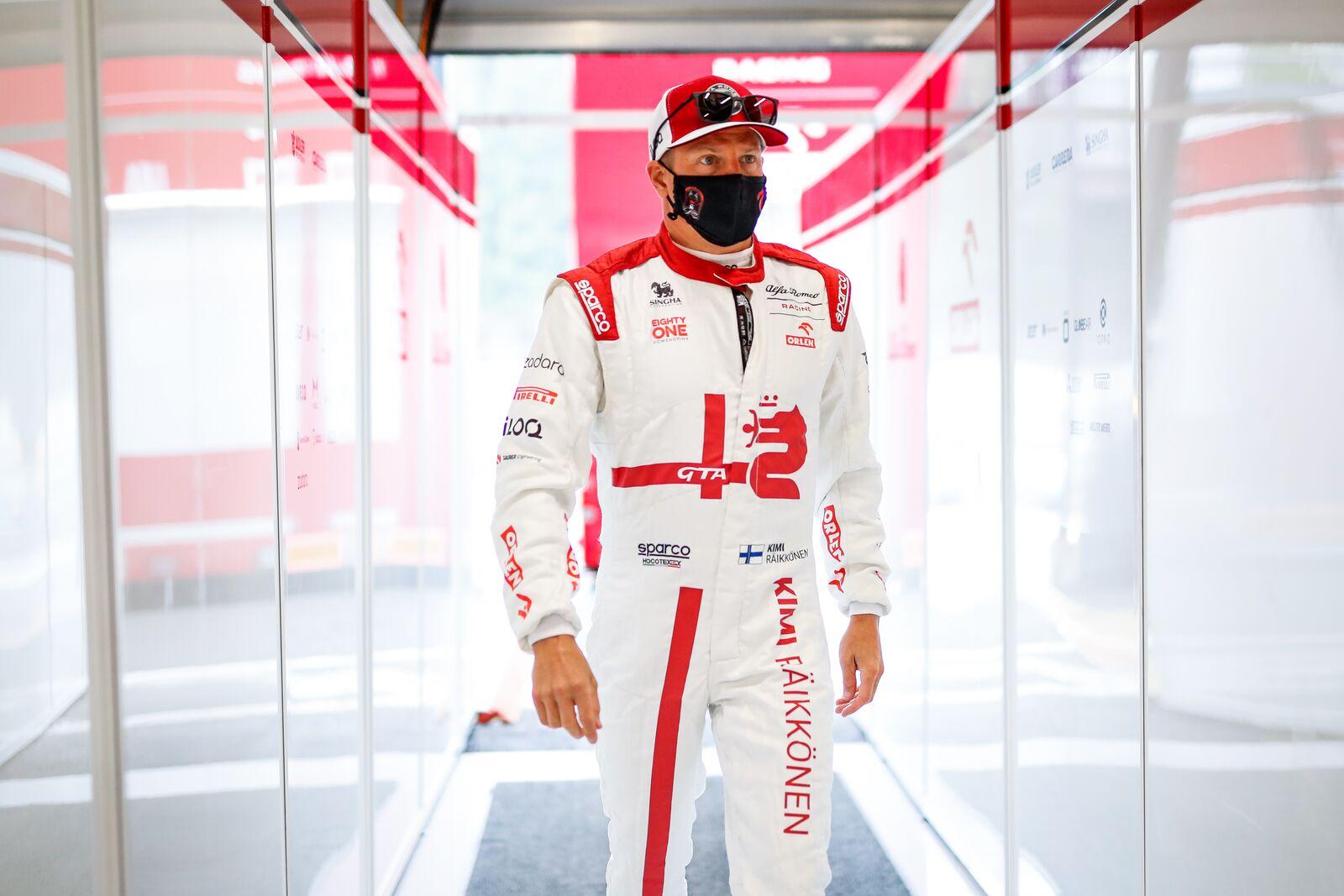 Kimi Raikkonen si ritira dalla F1.