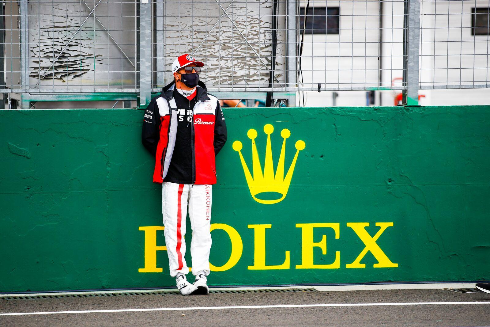 Kimi Raikkonen positivo al Covid-19, salterà il Gp d'Olanda.