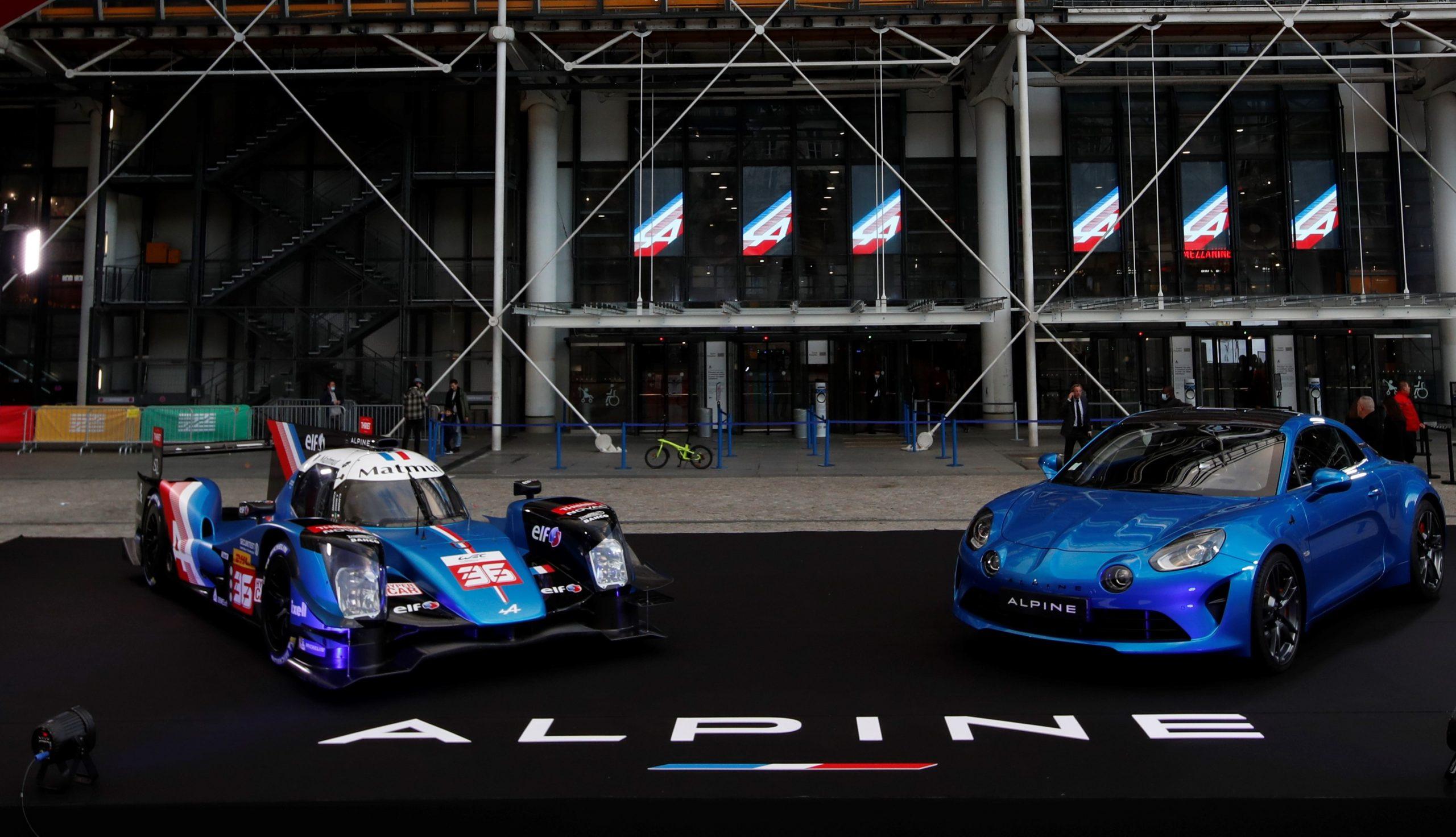 Alpine a Le Mans dal 2024 con le HyperCar.