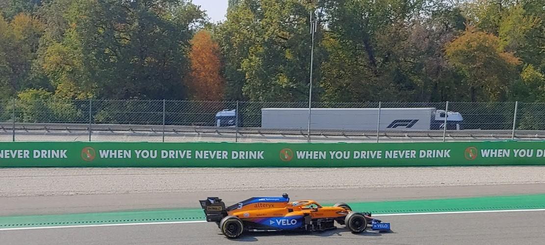 Gp Turchia: Ricciardo della McLaren cambia motore, partirà ultimo.