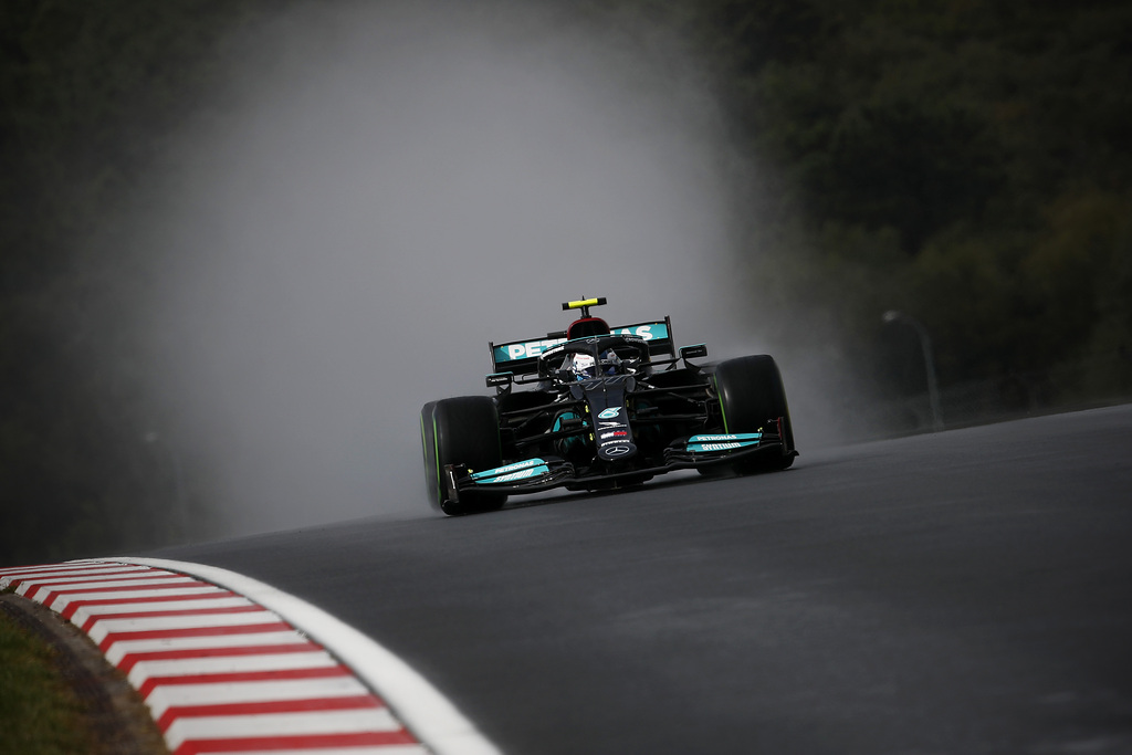 Gara del gp di Turchia: Valtteri Bottas vince, davanti a Verstappen. Leclerc 4°.