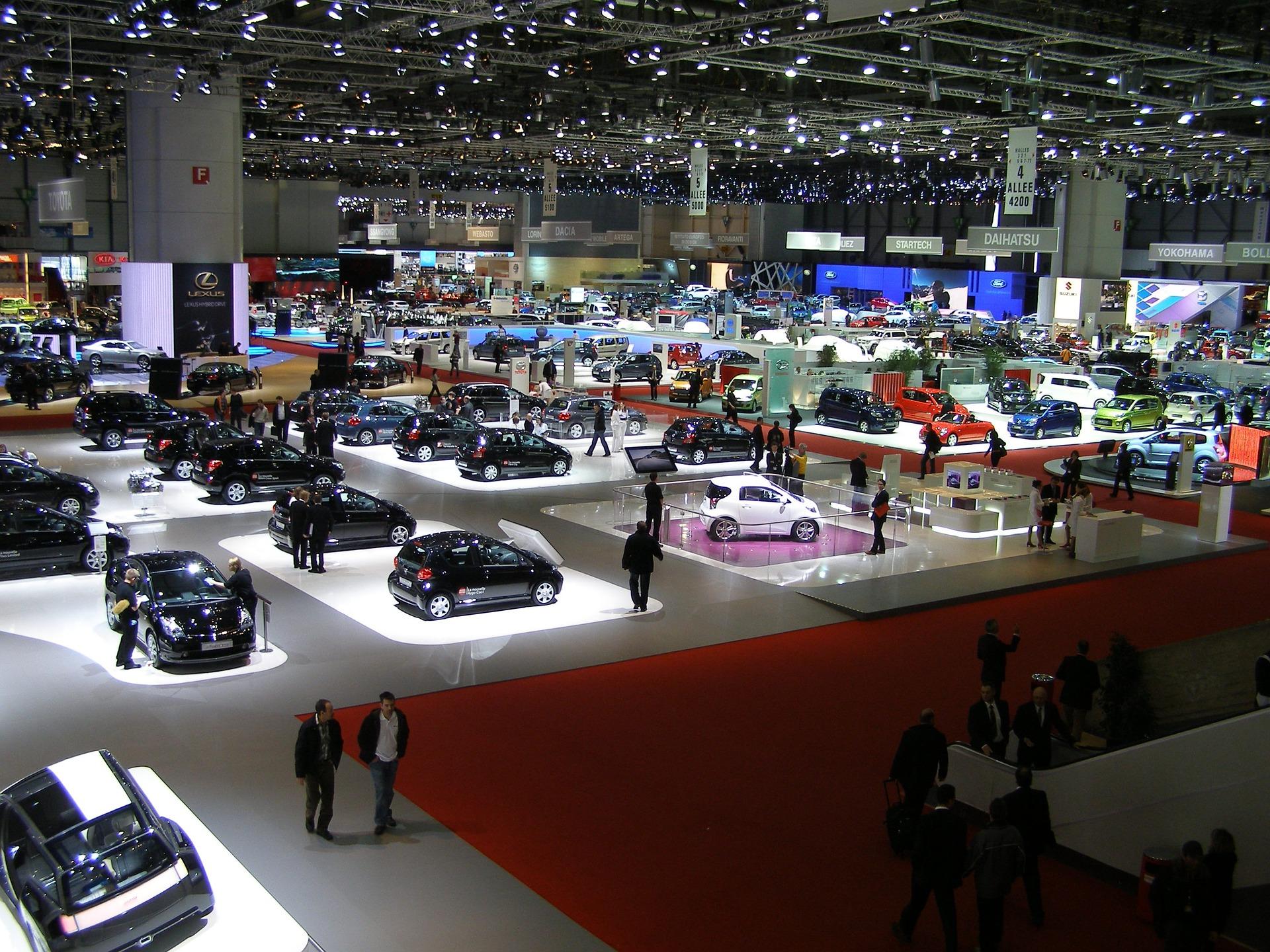 Annullata l'edizione 2022 del Salone di Ginevra.